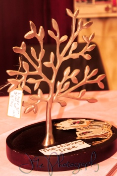 An Interesting Table Celebration - Wishing Tree