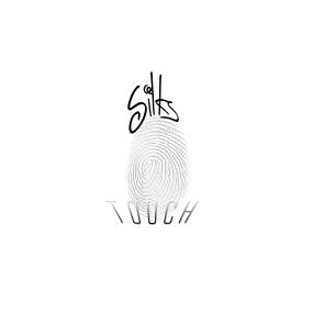 silkstouch logo 2016 white
